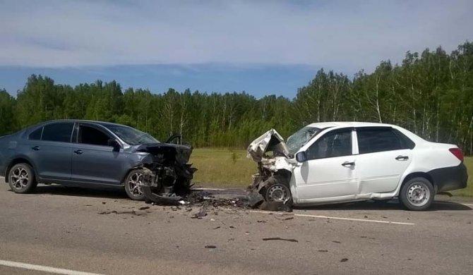 Три человека погибли в ДТП в Челябинской области (1)