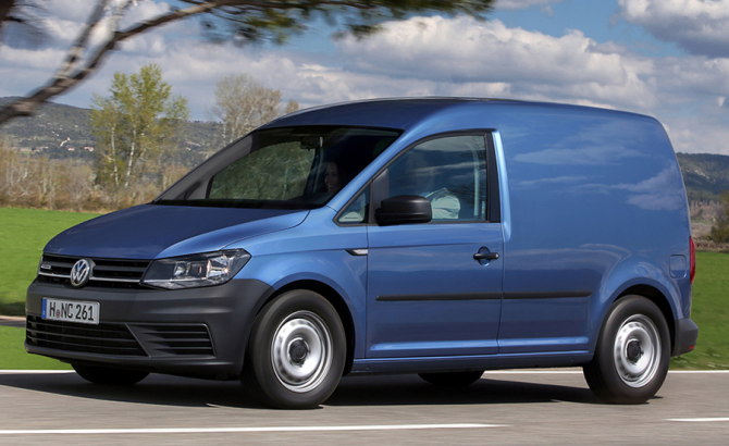 2 Volkswagen Caddy