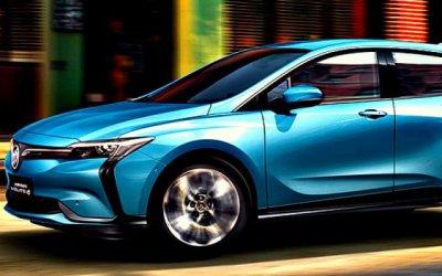 Buick представил свой первый электромобиль