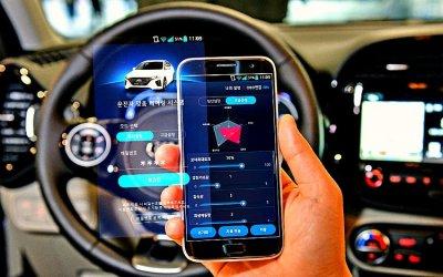Моторы KIA иHyundai будут управляться сосмартфонов