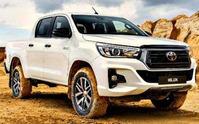 Toyota Hilux получила новую спецверсию
