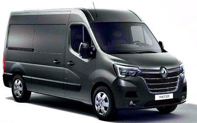 Обновлены Renault Master иRenault Trafic