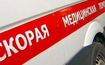 В Ярославле автомобиль сбил женщину на переходе