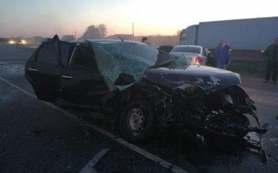 Молодой водитель погиб в ДТП в Туймазинском районе Башкирии