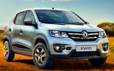 Renault Kwid станет кроссовером