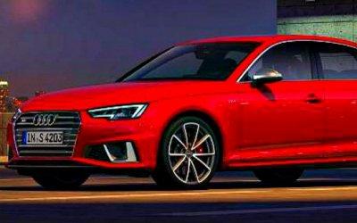 Audi S4 получит новый дизель