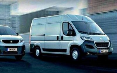 Peugeot Boxer иCitroen Jumper получили электродвигатели