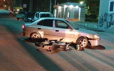 Мотоциклист погиб в ДТП в Златоусте