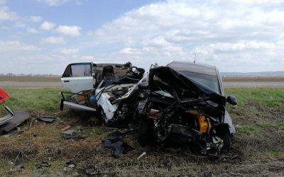Два человека погибли в ДТП возле Салавата