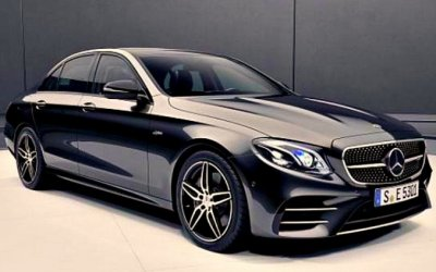 «Заряженные» седан икупе Mercedes-AMG E53 поступили впродажу