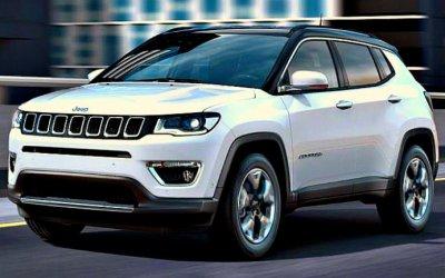 Jeep Compass оснастят новым мотором