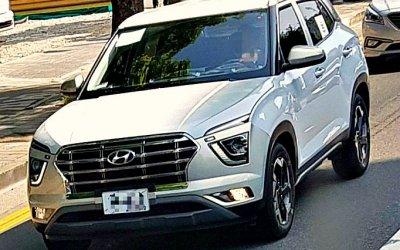 Сфотографирован новый Hyundai Creta