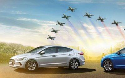 Hyundai Авилон поздравляет всех с великим Днём Победы!