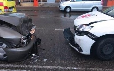 16-летняя девушка пострадала в ДТП в Сочи