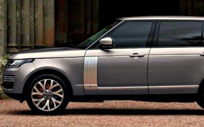 Range Rover получил новый двигатель
