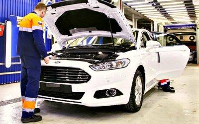 Ford продолжает распродажу в России
