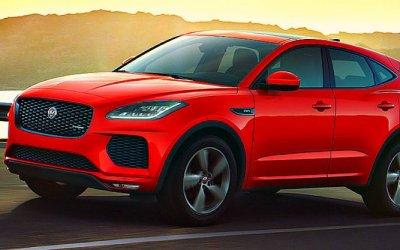 ВРоссию приедет спецверсия Jaguar E-Pace