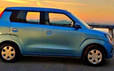 Suzuki Wagon Rстанет семиместным