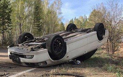 Водитель иномарки погиб в ДТП под Ангарском