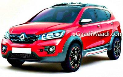 Renault Triber: продажи начнутся виюле