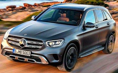 Названы российские цены нановый Mercedes-Benz GLC