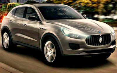 ВРоссии упали продажи Maserati