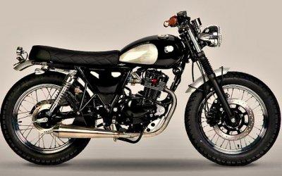 Компания Mutt Motorcycles выпустила новый байк