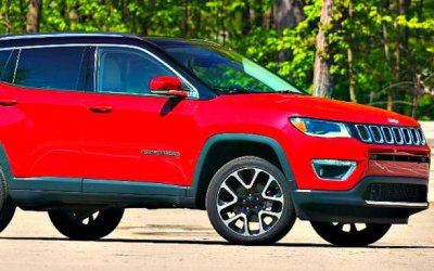 Jeep Compass получит дизельный двигатель