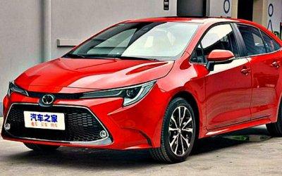 Toyota Corolla стала спортивнее