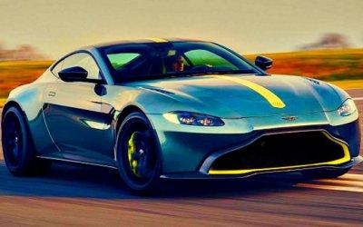 Aston Martin Vantage получил особую версию исполнения