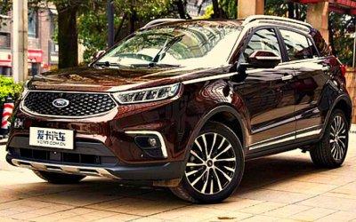Ford Territory потеснил Hyundai Creta