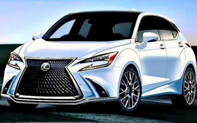 Lexus готовит самую компактную модель всвоей линейке