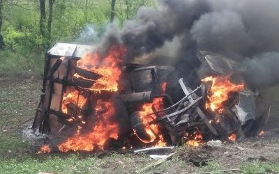 Два водителя погибли в ДТП на трассе Нефтегорск — Самара
