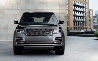 Эксклюзивные версии автомобилей Land Rover в «АВИЛОН»!
