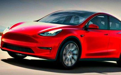 Начаты ходовые испытания Tesla Model Y