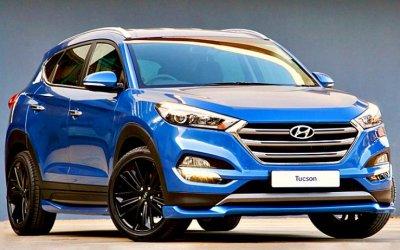 Новый Hyundai Tucson получит уникальный дизайн
