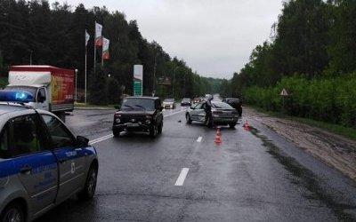 Двое детей пострадали в ДТП в Йошкар-Оле