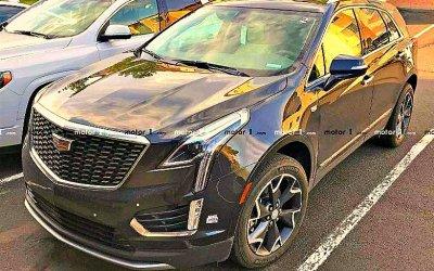 Обновлённый Cadillac XT5— премьера незагорами