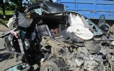 В ДТП с грузовиком под Армавиром погибла женщина