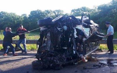 Три человека погибли в ДТП в Курской области