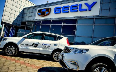 ВБелоруссии планируют увеличить производство автомобилей Geely для России