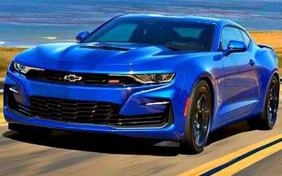 Обновлённый Chevrolet Camaro: что внём появилось?