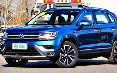 Volkswagen Tharu бьёт рекорды попродажам