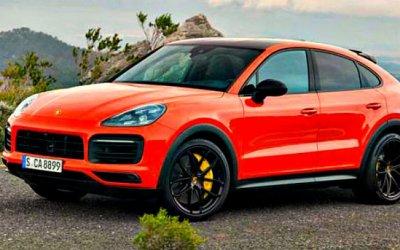 Porsche Cayenne CoupeGT: стали известны некоторые данные