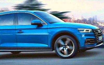 Audi Q5 станет гибридом
