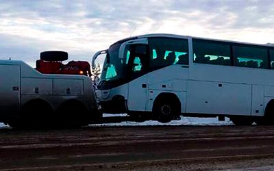 Эвакуация пассажирских автобусов: особенности