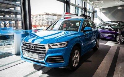 Идеальное сочетание цены и комплектации в Audi Авилон.