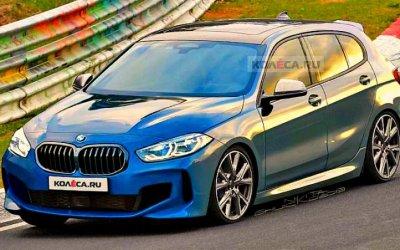 Новый BMW M135i будет только полноприводным