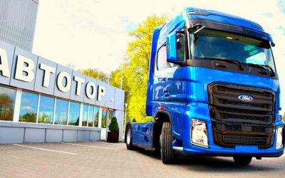 ВКалининграде начат выпуск нового грузовика Ford