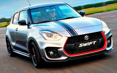 Хэтчбек Suzuki Swift получил «заряженную» версию